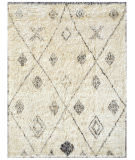 Famous Maker Moroccan Psl-10-D Beige - Brown Area Rug
