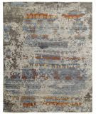 Famous Maker Taonga 100330 Earth Tones - Clay Area Rug