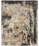 Famous Maker Zara 100518 Tan - Ebony Area Rug