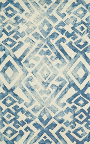 Feizy Lorrain 8570f Midnight Blue Area Rug