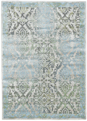 Feizy Katari 3374f Ice - Birch Area Rug