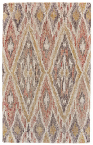 Feizy Arazad 8477f Pink - Multi Area Rug