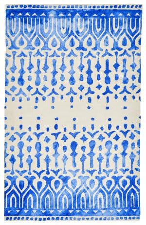 Feizy Garcia 8760f Blue Area Rug