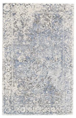 Feizy Reagan 8687f Gray - Blue Area Rug