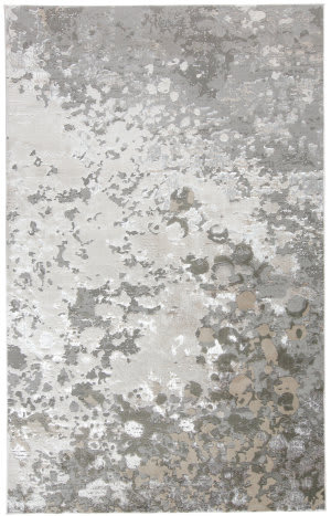 Feizy Micah 3336f Silver - Gray Area Rug