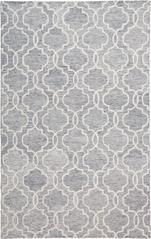 Feizy Belfort 8775f Gray - Ivory Area Rug
