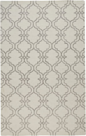 Feizy Rhett I8079 Light Gray Area Rug