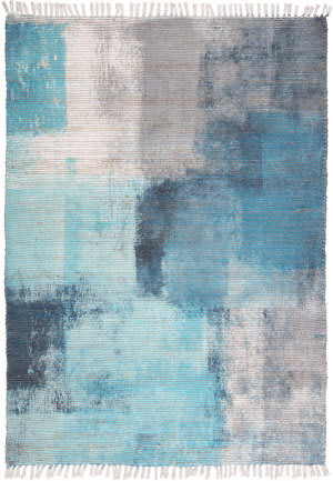 Feizy Shira I0768 Blue - Gray Area Rug