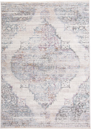 Feizy Cecily 3581f Cream - Multi Area Rug