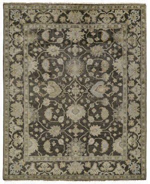 Feizy Ustad 6280f Charcoal - Multi Area Rug