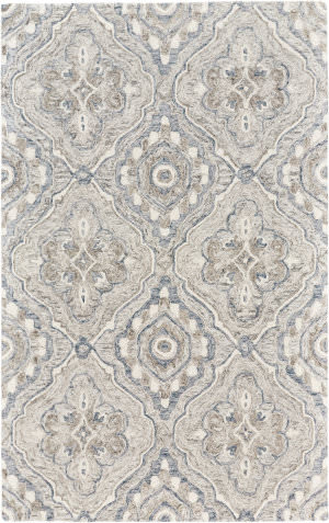 Feizy Rhett I8072 Brown - Gray Area Rug