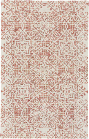Feizy Rhett I8071 Light Gray - Ivory Area Rug