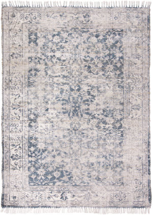 Feizy Shira I0766 Teal - Gray Area Rug