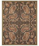 Famous Maker Gallery C 27721 Chocolate Area Rug