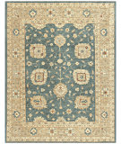 Feizy Luxury ADO-2290 Green - Gold Area Rug