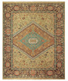 Feizy Goshen 0640f Gold - Brown Area Rug