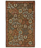 Feizy Luxury SET-7516 Brown Area Rug