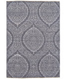 Feizy Luxury VOL-5707 Charcoal - Gray Area Rug