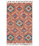 Feizy Abelia 8671f Gold - Orange Area Rug