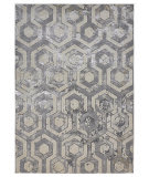 Feizy Micah 3046F Beige - Gray Area Rug