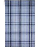 Feizy Crosby 0565f Blue - Gray Area Rug