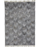 Feizy Beckett 0813f Gray Area Rug