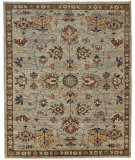 Feizy Carrington 6503f Green Gray Area Rug
