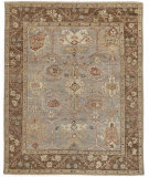 Feizy Carrington 6506f Gray - Brown Area Rug