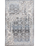 Feizy Ainsley 3898f Charcoal - Tan Area Rug