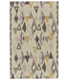 Feizy Fariza I8012 Yellow - Natural Area Rug
