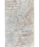 Feizy Rhett I8069 Light Gray - Ivory Area Rug