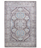 Feizy Percy 39AGF Gray Area Rug