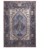 Feizy Percy 39AKF Blue - Gray Area Rug