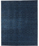 Feizy Remmy 3424F Blue - Dark Blue Area Rug