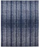 Feizy Remmy 3425F Dark Blue - Ivory Area Rug
