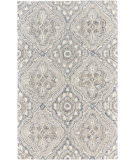 Feizy Rhett I8072 Gray - Brown Area Rug