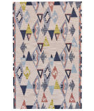 Feizy Fariza I8012 Light Pink - Gray Area Rug