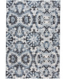 Feizy Ainsley 3895f Charcoal - Blue Area Rug