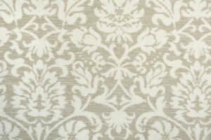 Hagaman Elegance Floral Flair Parchment Area Rug