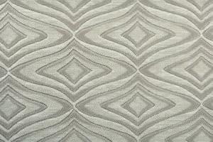 Hagaman Elegance Modern Trellis Dovetail Area Rug