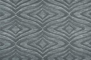 Hagaman Elegance Modern Trellis Granite Area Rug