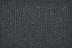 Hagaman Simplicity Heathercord Carbon Area Rug