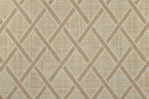 Hagaman Stylepoint Lattice Works Caramel Area Rug