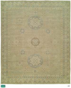 Rugstudio Sample Sale 68068R Camel Area Rug