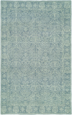 Hri Canterbury Dc-26 Light Blue Area Rug