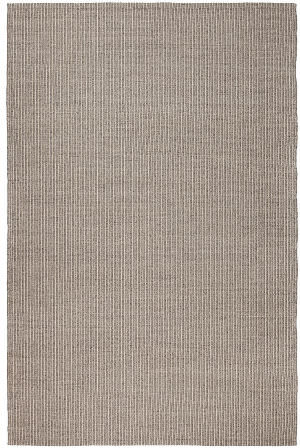 Hri Dorset Do-102 Grey - White Area Rug