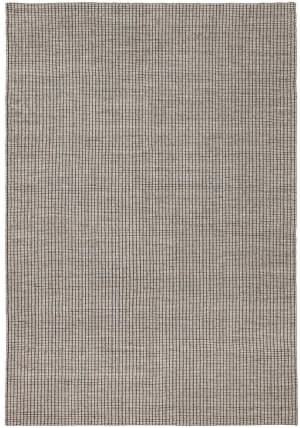 Hri Dorset Do-103 Black - Grey Area Rug