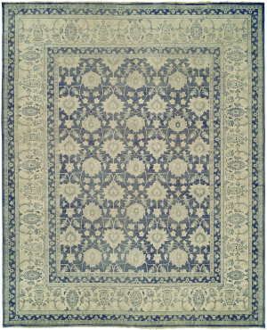Hri Elite El-10 Blue Area Rug