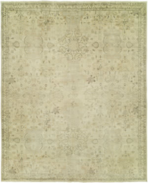 Hri Elite El-12 Ivory - Grey Area Rug