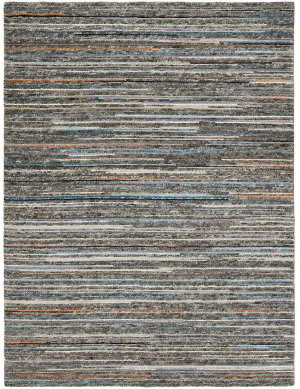 Hri Nature Na-10g Grey Area Rug